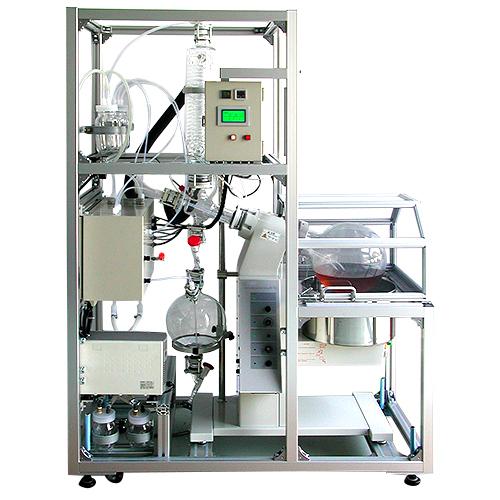 自動反応・回収・精製装置(エバポレーター方式)